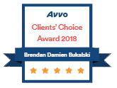 Avvo 2018 Clients' Choice Award